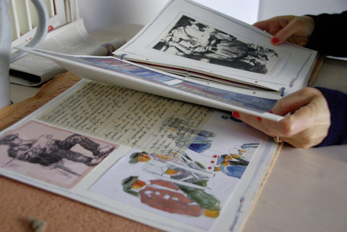 Bleuenn Seveno, designer textile bretonne