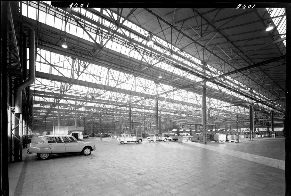 L'implantation de Citroën à Rennes