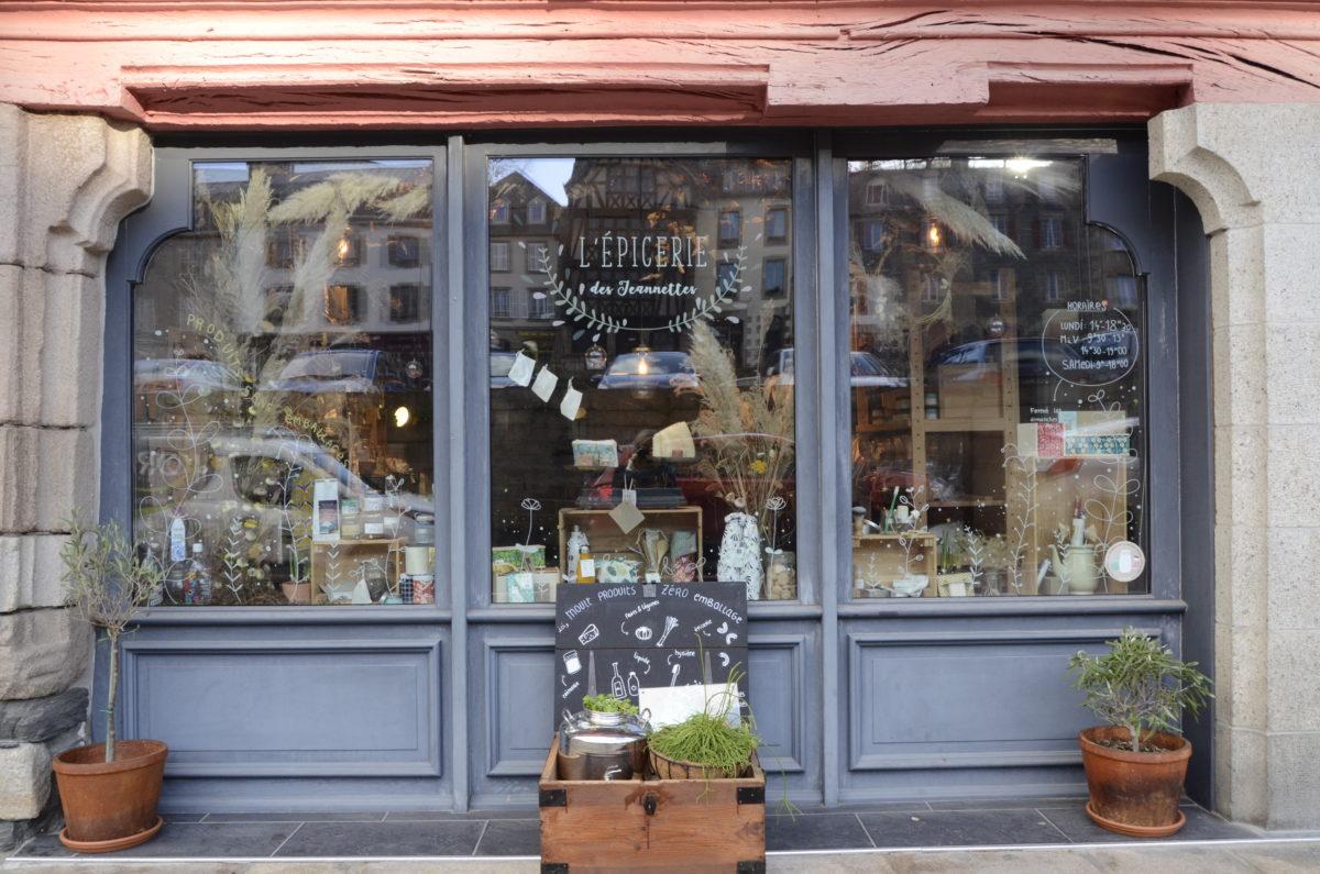 Les Jeannettes, l'épicerie éco-responsable