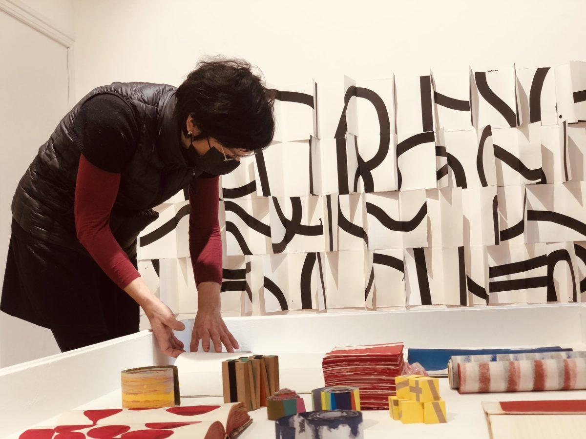 Maëlle Labussière à l'Espace Lucien Prigent
